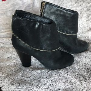 Michael Kors Ankle Boots (lightly worn)